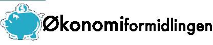 Økonomiformidlingen Logo